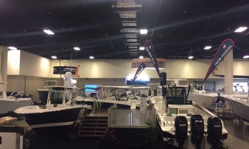 2018 FLL Boat Show   WELLCRAFT Display CC 1