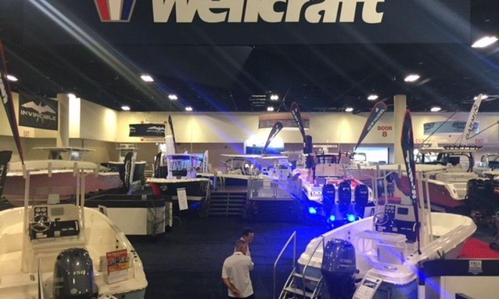 2018 FLL Boat Show   WELLCRAFT Display CC 5